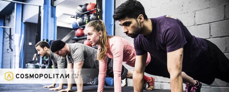 Calistenia Cosmopolitan Alicante Fitness Club