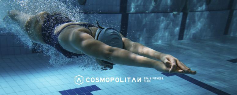 La natación como alternativa a la sala