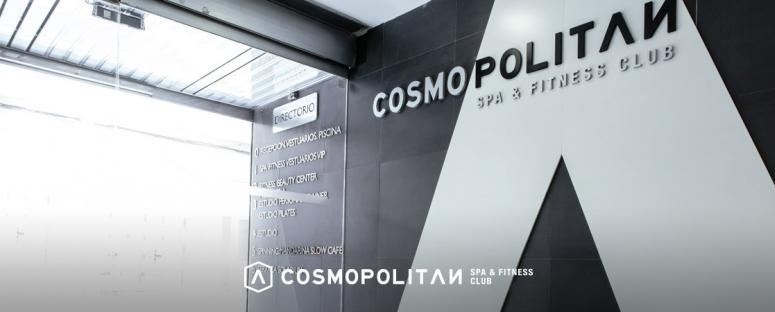 Un día en Cosmopolitan