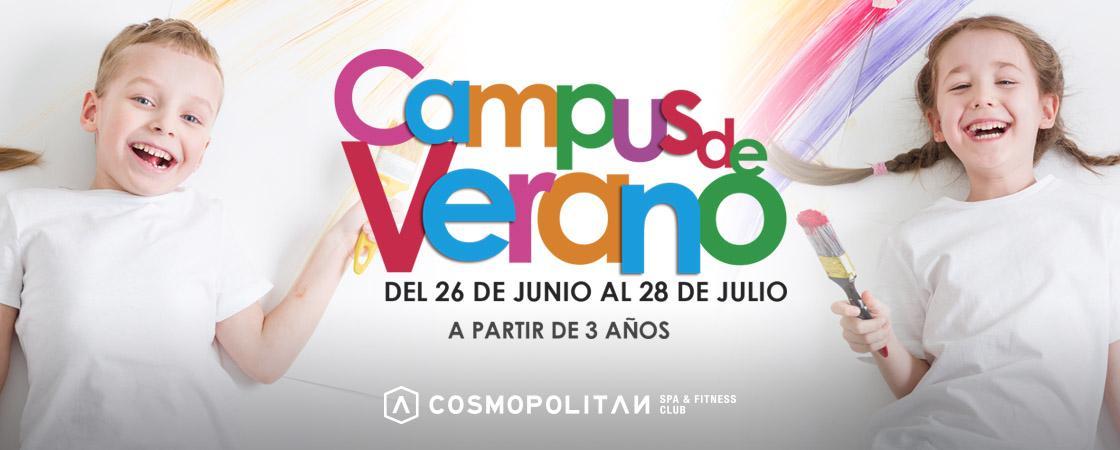 Campus de Verano Cosmopolitan Alicante