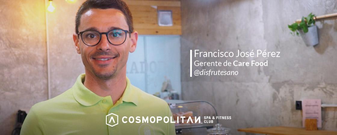 Care food - Francisco José Pérez