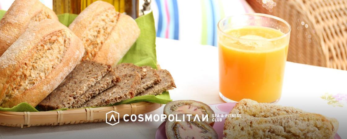 desayunos energeticos con Cosmopolitan Alicante