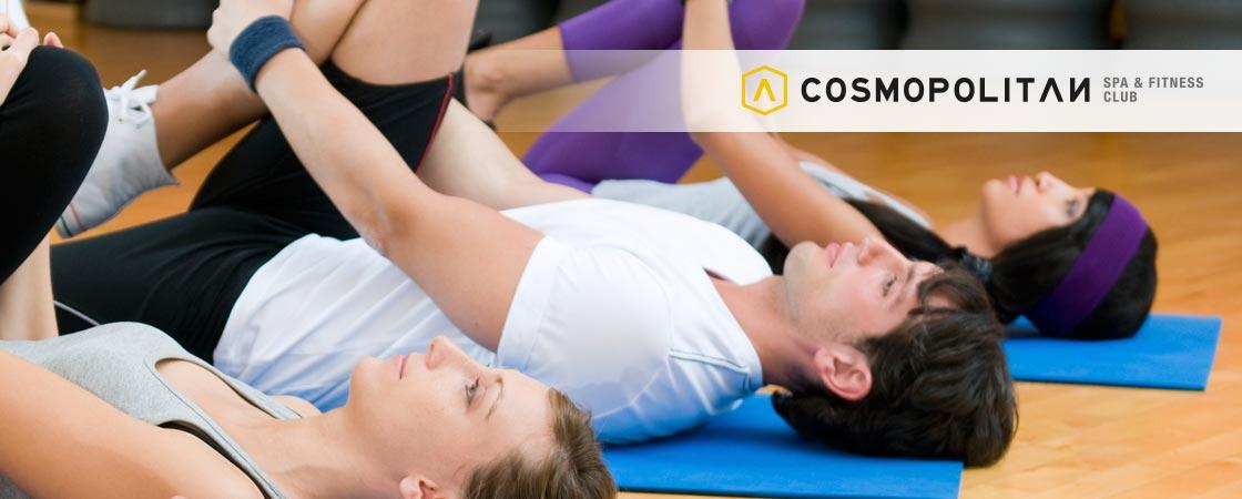 GAP: El ejercicio para un cuerpo diez