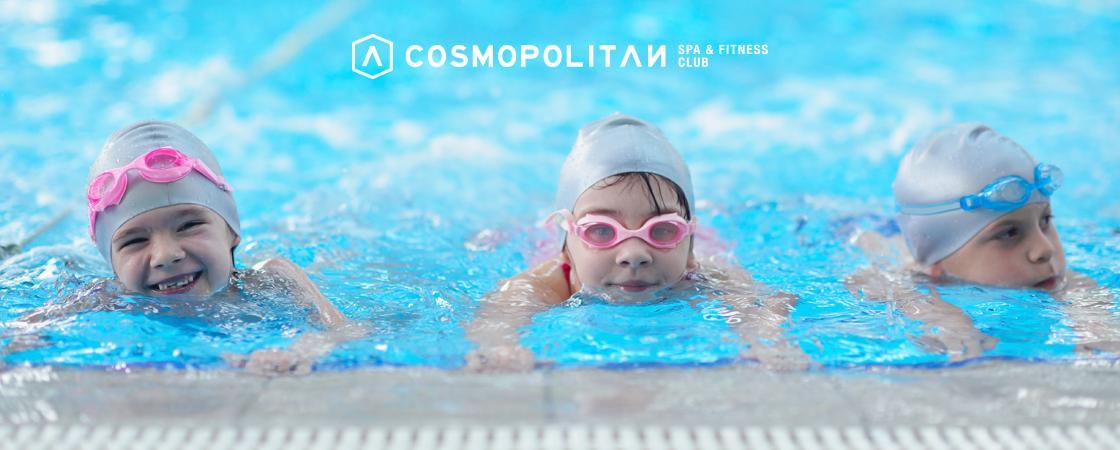natación para los pequeños
