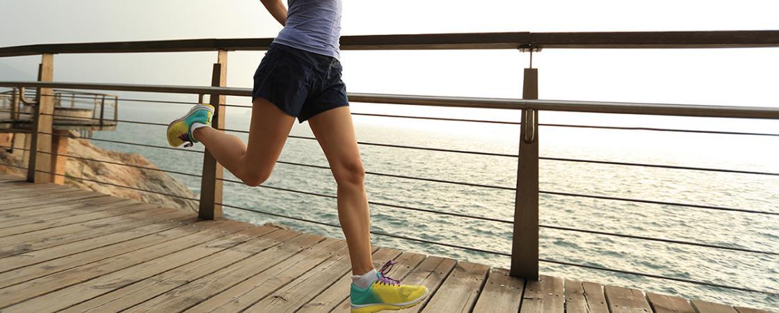 Mantente activo y en forma practicando running