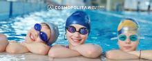 Beneficios natación a nuestros hijos